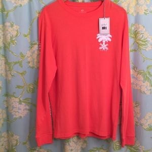 Southern Tide Shirts - Southern tide long sleeve club T-shirt